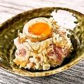 料理メニュー写真こだわり卵のポテサラ