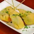 料理メニュー写真岩手花巻産 白金豚の串カツ