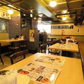 ぼんてん餃子酒場 泉中央店の雰囲気2