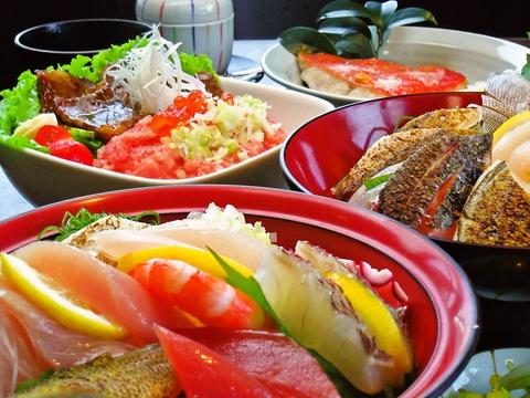 """""""海鮮料理 おかりば"""""""