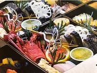 【すべて手作り《小さな和食の店 葉隠☆おせち料理》】