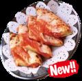 料理メニュー写真明太チーズナン
