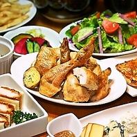 毎月10・20・30日は丸鶏の日!予約で丸鶏(2480円)無料!