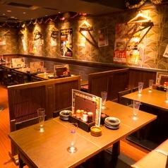 熱中酒場 夢吉 新小岩店の雰囲気1