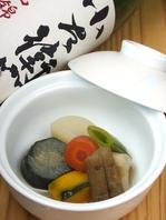 お野菜を美味しく召し上がって頂ける逸品