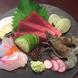 新鮮な海の幸をどうぞ◆お造り3種盛り980円