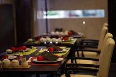 チャイニーズレストラン シーズン Chinese Restaurant Seasonの雰囲気2