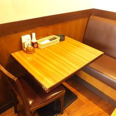 2名様テーブル席♪カップルやお友達と!