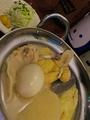 料理メニュー写真鶏白湯おでん盛り