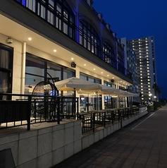 【千葉】夜景&オーシャンビューの競演!テラス席も完備!
