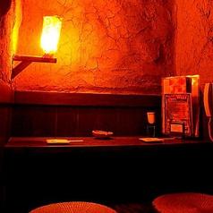 カーヴ隠れや 川崎店の雰囲気1