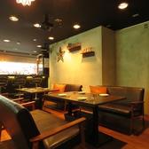 Cafe&Bar STAR DUST カフェアンドバー スターダストの雰囲気3