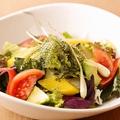 料理メニュー写真南国サラダ