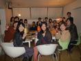 15名~貸切OK☆個室でお探しの方にも♪歓送迎会や同窓会にちょうど良い空間(*^^*)