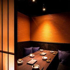 海鮮個室居酒屋 魚将 田町・三田店の雰囲気1