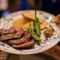 【5】絶品のお肉料理をお楽しみ下さい