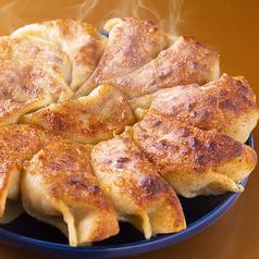 豚と生姜の焼餃子 6個