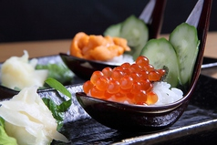 sushi&sake 篝火の写真