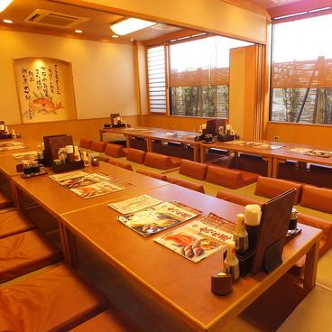 魚がし寿し串揚げ うお坐 浦和南店の雰囲気1