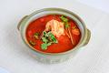 料理メニュー写真トムヤムクンスープ