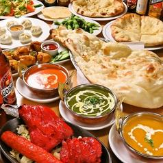 ネパール インド料理 ポカラの写真