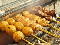 国産鶏◆最高級備長炭を使用した拘りの逸品に舌鼓あれ!