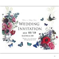結婚式2次会のお手伝い…案内状作成致します。
