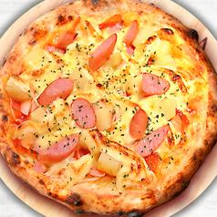 料理メニュー写真ALL¥500均一★ソーセージ&ポテトのジャーマンピッツァ