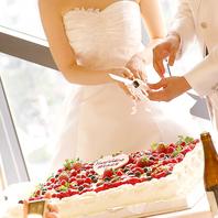 結婚式2次会もご予約可能!WDパーティープランもあり!