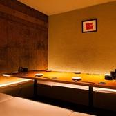4名様~8名様までご利用いただける完全個室。接待や会社宴会、記念日など各種宴会におすすめです♪