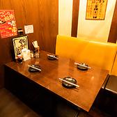 【2階席】少人数グループに適したテーブル席ございます!【池袋 池袋西口 からあげ 宴会 歓迎会 飲み放題 女子会  貸切 ランチ 居酒屋  肉 魚】