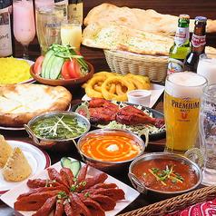 ネパールインド料理 HAPPY ハッピー 桜木町 みなとみらい コレットマーレ ColetteMare店の写真