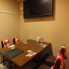 2階には最大10名のお席をご用意しております。個室のお座敷なのでゆったりとお食事を楽しみたい方に是非♪団体様でのご利用も大歓迎です♪カープの話で盛り上がりましょう!!阿佐ヶ谷/居酒屋/お好み焼き/鉄板焼き/日本酒/焼酎/獺祭/広島/カープ/宴会/たちまち