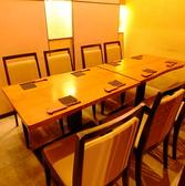 5~8名様向けテーブル個室