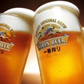 キリンビールで乾杯★