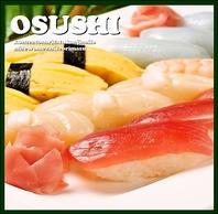 握り寿司♪