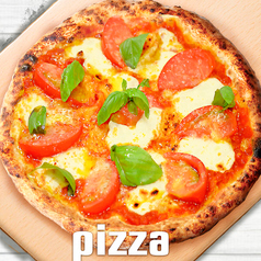 料理メニュー写真ALL¥500均一★フレッシュトマトのマルゲリータ