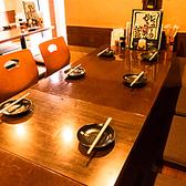【3階席】2~4名様席ございます。ゆったり古民家な雰囲気をお楽しみいただけます♪少人数ご宴会用にも連結OKです♪【池袋 池袋西口 からあげ 宴会 歓迎会 飲み放題 女子会  貸切 ランチ 居酒屋  肉 魚】
