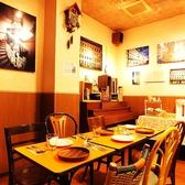 サクラカフェ SAKURA CAFE &ダイニング 幡ヶ谷の雰囲気2