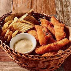 キャットフィッシュ&チップス Catfish & Chips
