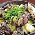 料理メニュー写真鶏の炭火焼き