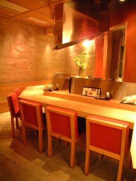 天ぷら 島家の雰囲気1