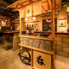産直の魚貝と日本酒 焼酎 和バル 三茶まれの雰囲気1