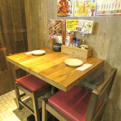 【新宿西口】駅近だからサクッと1杯に♪2名席からございます◎