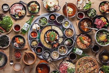 韓国料理 THE KOREAN STYLE OBON PEPの雰囲気1