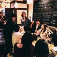 テーブル席☆~14名様☆宴会にもおすすめ♪