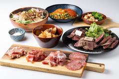 お肉バルうに 和のコース写真