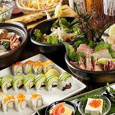 創作寿司 季節料理 やまと の写真
