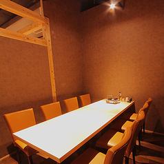 【完全個室VIP席】大切な記念日や接待に、ぜひご利用下さい。