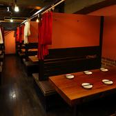 サークルの飲み会、昼宴会も貸切スペースに